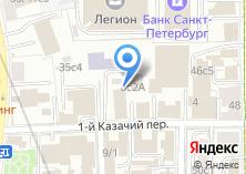 Компания «Центр Родословия» на карте