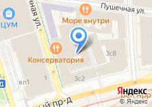 Компания «Artel Hotel» на карте