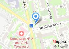 Компания «Город мастеров» на карте