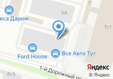 Компания «СТК.СИТИ» на карте