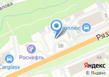 Компания «АГЗС Тулаавтогаз» на карте