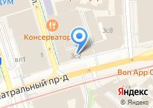 Компания «МЧС России» на карте
