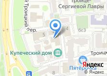 Компания «Высшая Школа Управления» на карте
