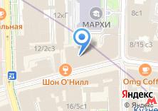 Компания «Самоцветы на Кузнецком» на карте