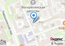 Компания «Русско-азиатский союз промышленников и предпринимателей» на карте
