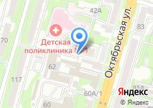 Компания «Строящийся жилой дом по ул. Демидовская» на карте
