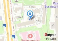 Компания «Metex» на карте