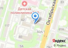 Компания «Коллегия адвокатов №7 г. Тулы» на карте
