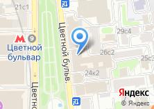 Компания «1Press» на карте