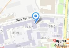 Компания «Ритейл АСП» на карте