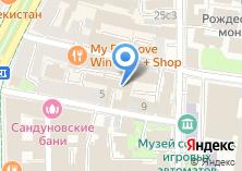 Компания «ОЛС-комплект» на карте