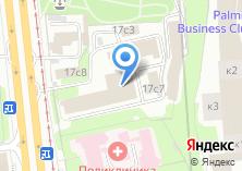 Компания «Эрцог» на карте