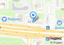 Компания «ПромСпецРеле» на карте