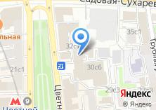 Компания «СтройРегион» на карте