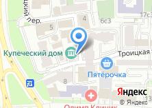 Компания «У Троицы» на карте