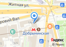 Компания «Зов Кухни» на карте