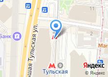 Компания «Станция Тульская» на карте