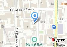 Компания «Bazamodel» на карте