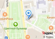 Компания «Дом моды Натальи Нафталиевой» на карте
