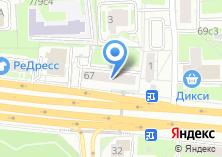 Компания «Анкомп» на карте