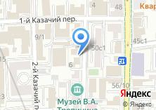Компания «Сетани» на карте