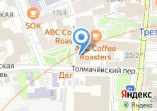 Компания «Третьяковка» на карте