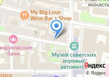 Компания «Представительство Красноярского края при Правительстве РФ» на карте