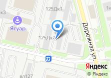 Компания «Interel» на карте