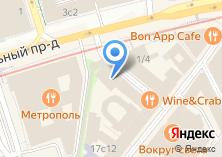 Компания «Lanvin» на карте
