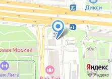 Компания «ORG» на карте