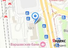 Компания «1-й центр компьютерной поддержки» на карте