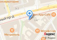 Компания «Romanov Veranda» на карте