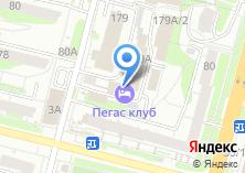 Компания «Элевация» на карте