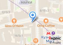 Компания «Молд-Стекло» на карте