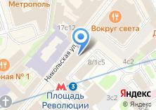 Компания «МастерОптик» на карте