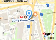 Компания «Фабрика Арт» на карте