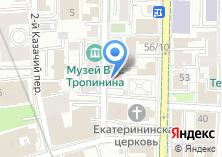 Компания «Апиклиника доктора Дагадаева В.В» на карте