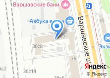 Компания «КБ iMoneyBank Московский филиал» на карте