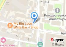 Компания «НИОПИК» на карте
