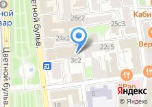 Компания «Эталон-Инвест» на карте