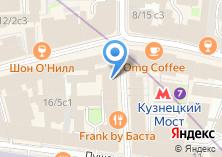 Компания «ИзоЛьна.ру» на карте