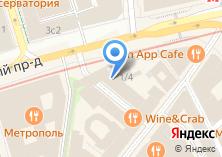 Компания «Tretyakov SPA» на карте