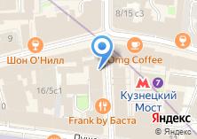 Компания «MADMILK» на карте