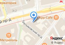 Компания «Bvlgari» на карте