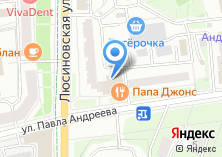 Компания «Romanova» на карте