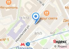 Компания «Руккола» на карте