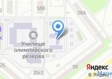 Компания «Детский сад №2152» на карте