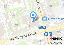 Компания «Родник здоровья» на карте