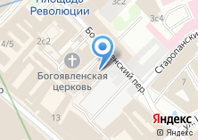 Компания «Окнаком» на карте
