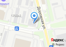 Компания «Луост» на карте